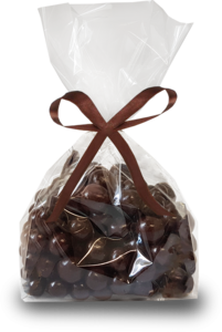 Rowanberries in dark chocolate